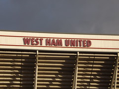 West Ham United (lcfcian1) Tags: park city west london sport football leicester united ham premier league premiership upton bpl westhamunited westham uptonpark epl leicestercity lcfc whufc westhamvleicester