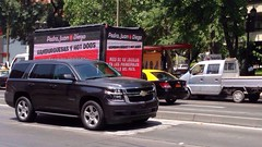 Chevrolet Tahoe 2015 - Santiago, Chile (RiveraNotario) Tags: chile santiago cars autos carspotting
