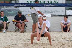 TU-UAB Game 4-003 (sport.shooter) Tags: girls sport ball sand university tournament volleyball tu volley tulane uab