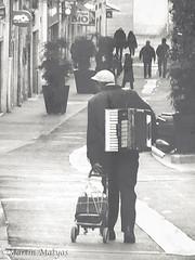 Der Spielmann (Martin.Matyas) Tags: france frankreich montpellier reise