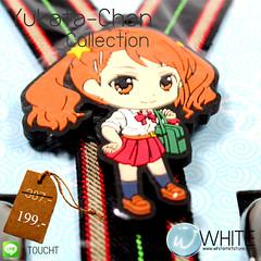 Yukata-Chan Collection สายเอี้ยมเด็กเล็ก (Cute Suspenders) สำหรับเด็กเล็กประมาณ 5 ขวบ การ์ตูนญี่ปุ่น นักเรียนเสื้อขาว
