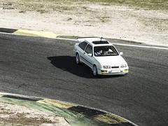 Ford Sierra RS 500 Cosworth (phase-I) '87 (GonzaloFG) Tags: detail slr ford chevrolet car skyline honda spain italia nissan ferrari camaro mclaren enzo bmw gto jaguar mustang m3 ducati audi lamborghini rs m6 m5 challenge avant rs2 spotting s2000 jdm e30 nsx gallardo amg drifting rs4 typer gtr trackday murcielago etype quattro gt40 f40 r8 f12 rs6 f50 nismo e46 r34 e36 berlinetta superleggera 458 899 m3csl desmosedici panigale ftype 275gtb rs3 japanesedomesticmarket e92 circuitodeljarama stralade m235i
