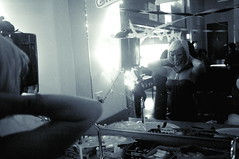 Mirror, Mirror (devlinwolfwood) Tags: white black hot hallowe