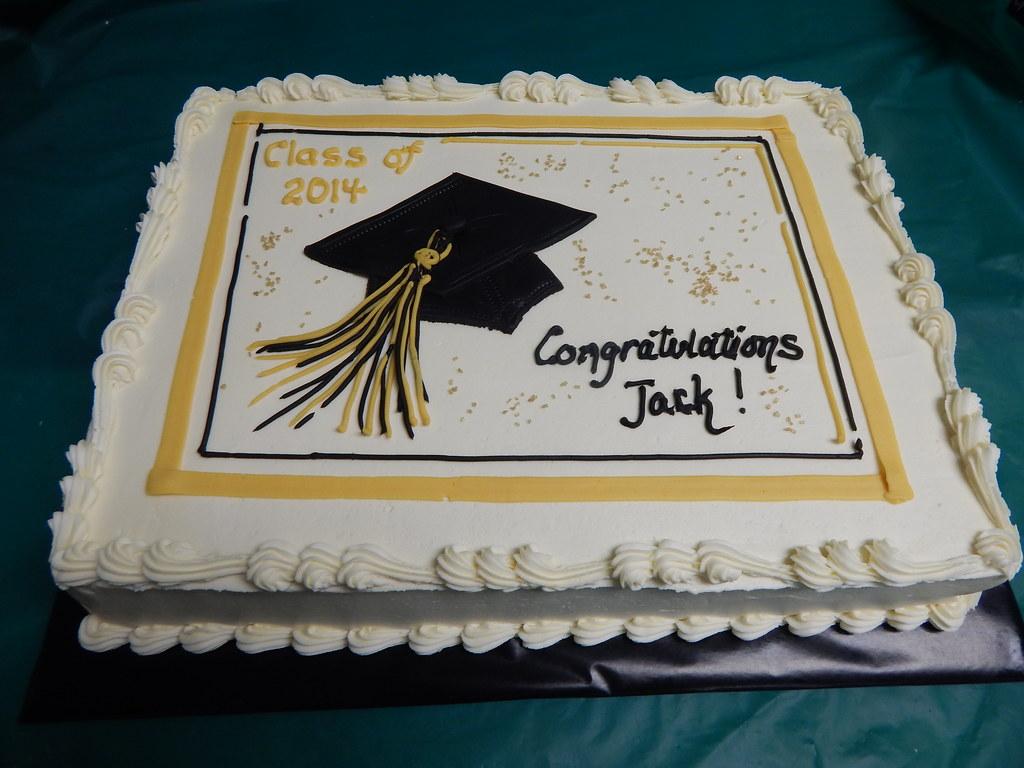 Graduation Sheet Cakes The World's...