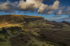 Quiraing (bradders29) Tags: skye scotland highlands view quiraing biodabuidhe
