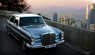 Mercedes-Benz 280S W108 1972 Hong Kong - SA 5261