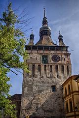 Clock Tower (Askjell's Photo) Tags: clock vampire ghost prince dracula clocktower romania sighisoara vlad impaler hounted voivode castrumsex schsburg mure schasburg schespurg
