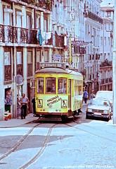 Largo Terreirinho (ernstkers) Tags: portugal trolley lisboa tram streetcar carris tranvia elctrico 726 tramvia ccfl strasenbahn ccfl726