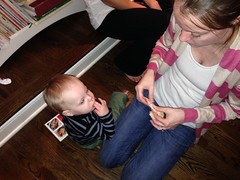 """Paul Eats Crackers on Christmas Eve • <a style=""""font-size:0.8em;"""" href=""""http://www.flickr.com/photos/109120354@N07/16093730936/"""" target=""""_blank"""">View on Flickr</a>"""