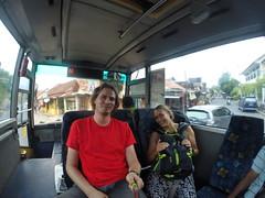 Photo de 14h - Bus Yogyakarta  (Indonésie) - 06.03.2015