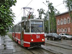 Irkutsk (RUS) (Robert Leichsenring) Tags: russia trolley streetcar irkutsk tramway strassenbahn tramvaj tramwaj russland россия трамвай иркутск