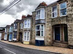 Porthleven (photphobia) Tags: street uk vanishingpoint cornwall harbour perspective porthleven