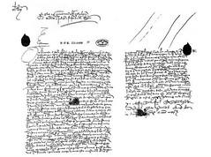 Primera Pragmàtica contra els gitanos dictada pels Reis Catòlics el 4 de març de 1499.