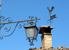 Wrought iron mix (magister111) Tags: wroughtiron lamps umbria