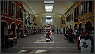 Bremerhaven - MEDITERRANEO - shopping mall