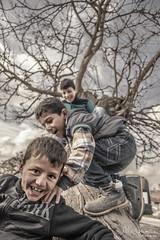 Being a Child (Ali Gm) Tags: life street turkey nikon ankara hayat sokak ulus