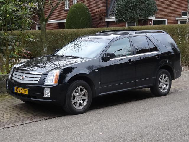 netherlands nederland cadillac hilversum srx 2015 cadillacsrx sidecode6 45zgtt