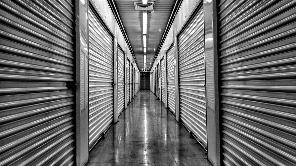 Storage Lockers by Photographing Travis, on Flickr
