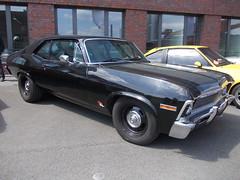 Chevrolet Nova 1971 (Zappadong) Tags: auto classic chevrolet nova car 1971 essen automobile voiture coche classics oldtimer oldie carshow zollverein zeche 2014 youngtimer automobil oldtimertreffen zappadong