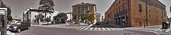 Edificios singulares (Philippe Marcenat) Tags: building teatro spain theater edificio palace rioja palacio haro bancodeespaa federuizp
