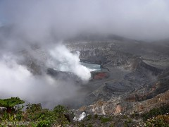 Poas Volcano  National Park (Claudia L aus B) Tags: costarica amerika poasvolcanonationalpark claudialeverentz