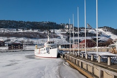 Pris dans la glace (sosivov) Tags: winter sea snow ice landscape coast sweden