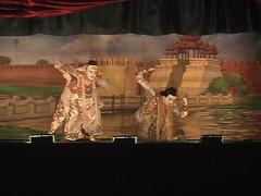 Burmese Puppets Show