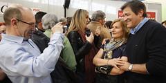 Mitin en La Felguera (FSA-PSOE) Tags: general asturias pedro javier fernández 1000 días principado fsa sánchez socialismo psoe socialistas secretario mitín lafelguera socialimo