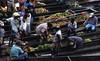 3367 (Galo Naranjo) Tags: platanos plantains plantain chontaduro canalete mercado río atrato quibdó