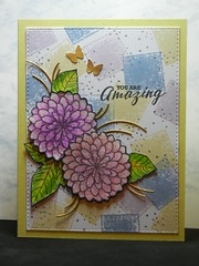 You are amazing (inks4fun2) Tags: simon cards stamps july homemade card kit says sss 2016 thedailymarker30day sssflickrchallenge49