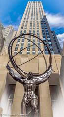Rockefeller Center (The Armchair Sommelier) Tags: newyorkcity newyork rockefellercenter topoftherock