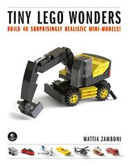 Tiny LEGO Wonders - Front Cover (drdavewatford) Tags: legobook microscale nostarchpress
