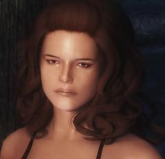 Adi - Female Imperial character preset (teriric) Tags: face character characters mods preset presets skyrim tesv racemenu