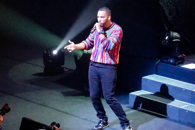 Disiz : Rap Machine Tour - Olympia, Paris (2015)