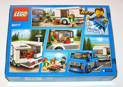 60117 1 lego city van and caravan set 2016 misb b (tjparkside) Tags: city camping 2 camp two dog male set modern female fire 1 pc day pieces traffic lego fig sausage mini bbq figure sausages bone barbeque caravan van camper figures figs 250 minifigure 2016 minifigures misb 60117