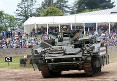 Warrior 513 Recovery Vehicle, TankFest, Bovington, Dorset (Kev Slade Too) Tags: dorset warrior britisharmy armour bovington tankfest