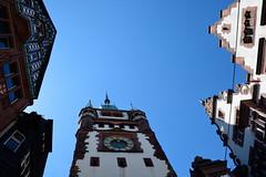 Freiburg (Pierre Dauwe) Tags: allemagne freiburg fortnoire