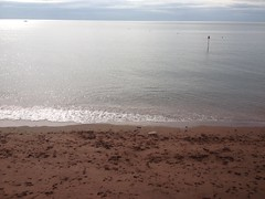Teignmouth beach (Ulleskelf) Tags: teignmouth devon englishchannel sea sky sand beach