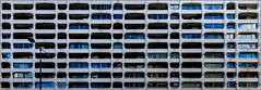 Rennes - rptitions (Herv Marchand) Tags: bretagne rennes urbain immeuble facade fenetre windows repetition