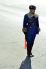 Pyongyang Traffic Lady (Gedsman) Tags: northkorea north korea pyongyang kim communism communist juche history tradition