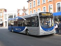 9199 20160317 Metrobus BN14 CUV (CWG43) Tags: bus uk metrobus bn14cuv volvo b7rle wright