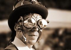 OKIMG_6794 (taymtaym) Tags: vinci fi firenze festa dell unicorno festadellunicorno cosplay cosplayers costumes costumi costume cosplayer steam punk steampunk goggles glasses hat