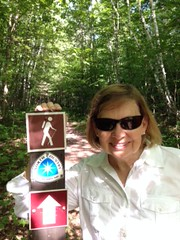 Judy Amos (North Country Trail) Tags: hike100nct fl florida summer mederlake wi wisconsin copperfallsstatepark album waterfalls trees mushrooms moss ferns treasure donate