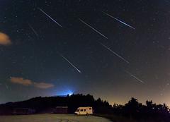 Perseids 2016 (ilias varelas) Tags: perseids night lihgt meteor atmosphere astrophotography ilias varelas dark shower 2016 trees stars starry greece sky space
