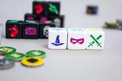 Dungeon Roll (FaruSantos) Tags: dados dice dungeonroll games jogos boardgame jogodetabuleiro