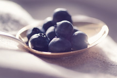 jewels of the nature (t1ggr) Tags: samsung nx30 mirrorless closeup dof stilllife berry blueberries softtones seasonal