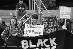 IMG_0020 (Billy Knox Photography) Tags: rally for all black lives lost due police brutality there will be demonstration buchanan steps by donald dewer statue followed vigil sheku bayoh