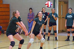 IMG_7368 (SJH Foto) Tags: girls volleyball high school scrimmage northstar boswell pa pennsylvania action shot