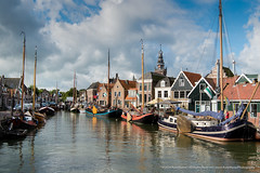 Postcard Greetings From Noord-Holland (RudyMareelPhotography) Tags: europe gouwzee ijselmeer netherlands noordholland waterland zuiderzee flickrclickx flickr ngc