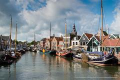 Postcard Greetings From Noord-Holland (RudyMareelPhotography) Tags: europe gouwzee ijselmeer netherlands noordholland waterland zuiderzee flickrclickx flickr ngc
